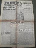 Ziarul Tribuna Transilvaniei 9 octombrie 1946