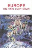 Caseta Europe – The Final Countdown, originala