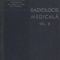 AS - SCHMITZER GH. - RADIOLOGIE MEDICALA, VOL.II
