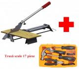Cumpara ieftin Dispozitiv pentru taiat parchet laminat Troy T25001, 215 mm
