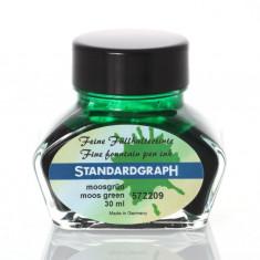 Cerneala Standardgraph moos green 30 ml
