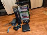Xbox 360 + kinect și 23 de jocuri