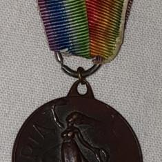 Medalie veche VICTORIA primul razboi mondial