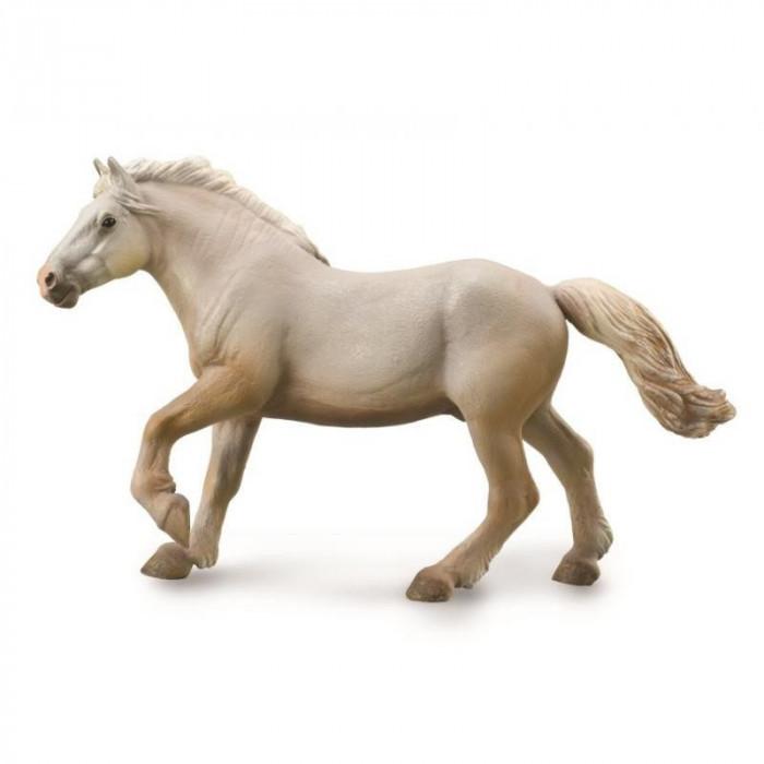 Figurina Armasar American Collecta, 20 x 12 cm, 3 ani+
