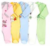 Cumpara ieftin Salopeta cu bluzita pentru bebelusi - Modele Diverse (Marime Disponibila: 9...