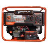 Generator Daewoo GDK6500E 6kW max 6.5kW start electric cu roti si manere