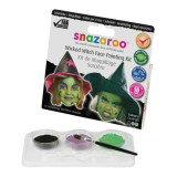Set pictura pe fata Wicked Witch Snazaroo