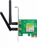 Adaptor wireless tp-link n300 pci-e 2 antene detasabile