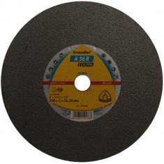 Disc Debitare Klingspor A36R Supra, Universal, Inox, 230x2x22 mm, Disc Debitare Universal, Disc pentru Polizorul Unghiular, Disc pentru Flex, Panza Fl