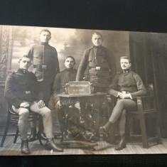 Brasov Foto  Militara 1914