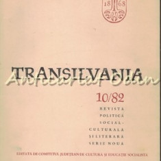 Transilvania 10/82 - Anul XI(LXXXVIII)