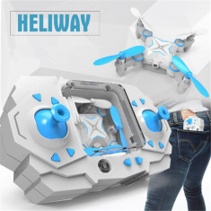 PROMOTIE!Drona Heliway 901, 6 Axe Gyro, RC Mini DRONE.NOU,DRONA CU ZBOR 4D.