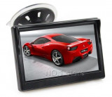 Cumpara ieftin Display auto LCD 4.3″ D701 cu ventuza pentru parbriz