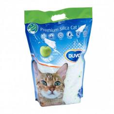 Asternut igienic pentru pisici Duvo Silicat Mar 5L