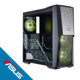 Sistem desktop Prime Gamer TUF Powered by ASUS Intel Core i5-9400F Hexa Core 2.9 GHz 16GB DDR4 nVidia GeForce RTX 2060 TUF GAMING 6GB GDDR6 256GB SSD