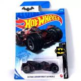 Hot Wheels Batman: Mașinuță Arkham Knight Batmobile, 1:64