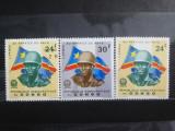LOT TIMBRE CONGO MUSATESCU, Nestampilat