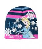 Caciula mov Frozen cu Elsa