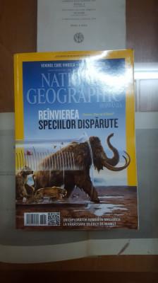 National Geographic, Reînvierea speciilor dispărute, Nr. 120, 2013 foto