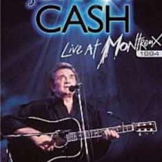 JOHNNY CASH Live At Montreux 1994 (Dvd)