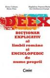 Dicționar explicativ al limbii române și enciclopedic de nume proprii
