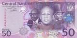 Bancnota Lesotho 50 Maloti 2013 - P23b UNC