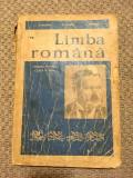 Limba Romana Manual  cls a VI-a, 1965