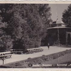 Baile Buzias Izvorul Sft. Iosif CP circulata 1936