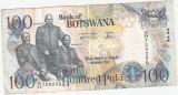 BOTSWANA 100 PULA ND(2004) VF