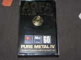 Casetă audio Agfa Metal