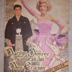 Pierre Stoltze - Marilyn Monroe si samuraii lui Mos Craciun, A.E. Van Vogt