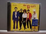 The B-52's - Play Loud (1979/Island/Germany) - CD ORIGINAL/Nou-Sigilat