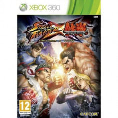 Street Fighter X Tekken XB360