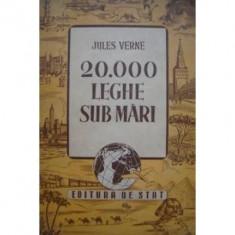 20 000 LEGHE SUB MARI - JULES VERNE