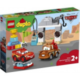 Lego Duplo - Cars, ziua cursei lui Fulger McQueen 10924