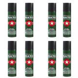 Set 8 sprayuri autoaparare NATO, propulsie jet, 60 ml