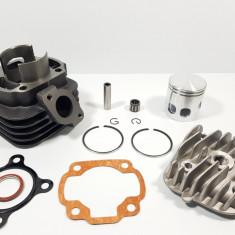 Kit Cilindru Set Motor + CHIULOASA Scuter Malaguti F12 80cc Racire AER