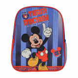 Ghiozdan cu 1 compartiment Disney Mickey Mouse