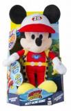 Jucarie de plus cu functii Mickey Roadster Racers, Disney