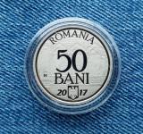 #61 50 Bani 2017 PROOF 10 ani de la aderarea la Uniunea Europeana Romania UE