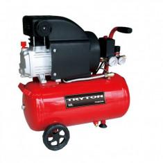 COMPRESOR AER CU ULEI - 8BAR / 206L/MIN / 1500W / 50L Profi Tools
