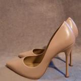 Pantofi cu toc subțire EVA LONGORIA EL-05-01-000017 121