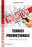 Tehnici promotionale. Abordari teoretice si practice