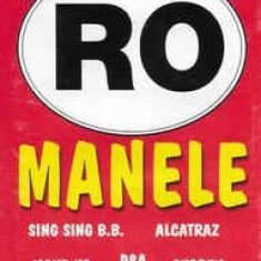 Caseta RO Manele Vol. 1, originala