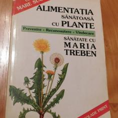 Alimentatia sanatoasa cu plante de Maria Treben