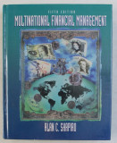 MULTINATIONAL FINANCIAL MANAGEMENT , FIFTH EDITION by ALAN C. SHAPIRO , 1996
