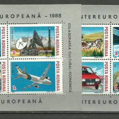 1988 - colaborarea, blocuri neuzate