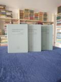 TERAPEUTICA MEDICALA - (sub redactia) RADU PAUN / 3 volume/ stare impecabila
