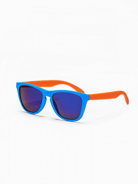 Ochelari de soare A169-albastru-portocaliu