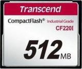 Card de memorie Transcend Industrial CF220I 512MB
